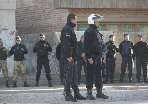 Disturbios en Las 1.200: Acusaciones cruzadas