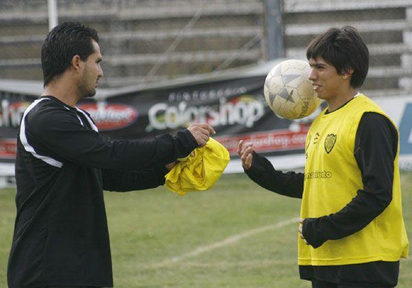 Muñoz es duda en el Albinegro
