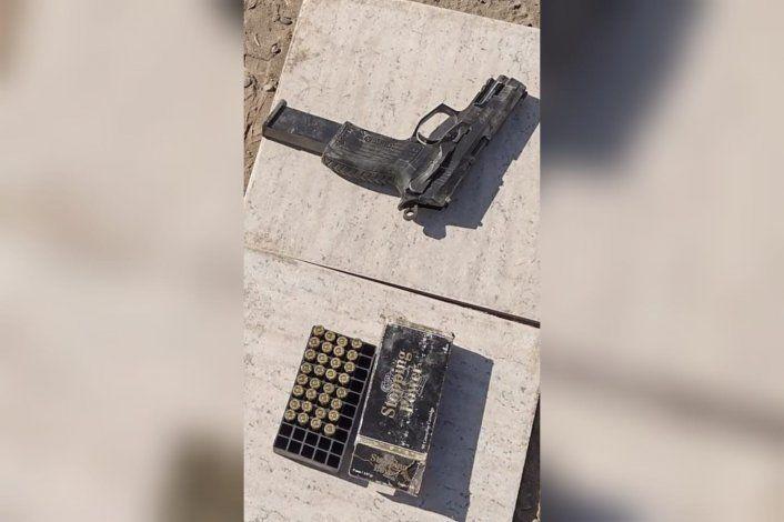 Quedó libre el joven que disparó con un arma de guerra a vecinos del Don Bosco