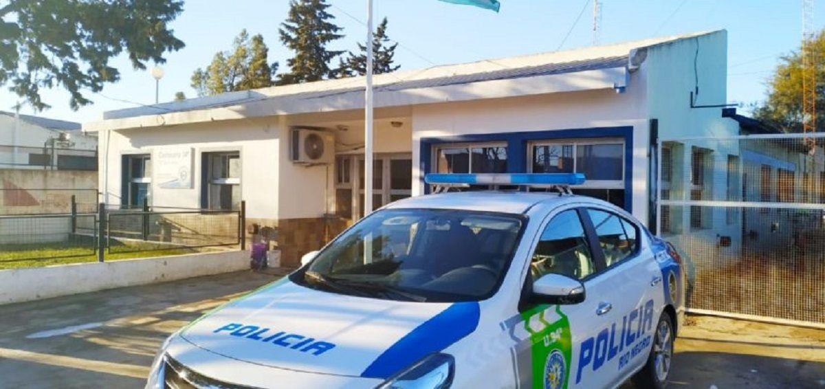 Tres detenidos en e interior de un comercio de Viedma