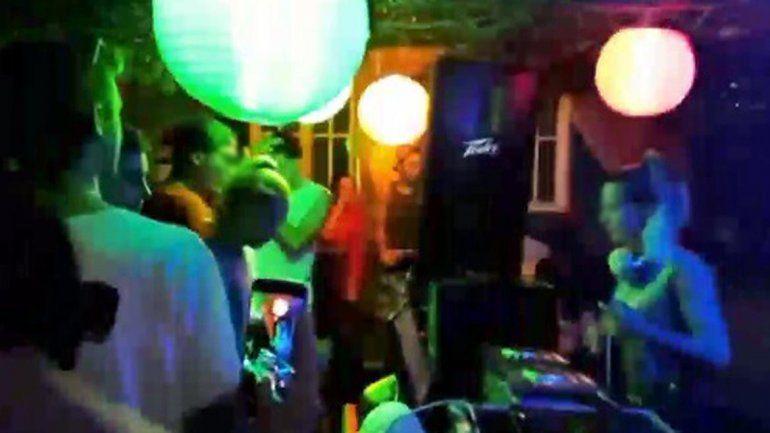 No entienden: jóvenes hicieron otra fiesta clandestina en Cipolletti