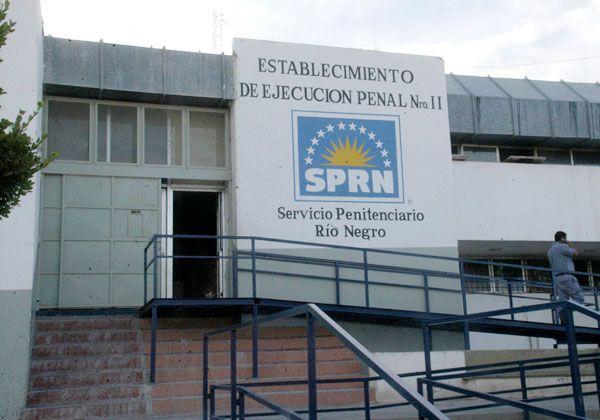 Montecino fue trasladado al Penal 2