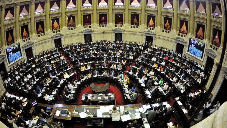 Diputados le dio media sanción al proyecto de Ley de Emergencia