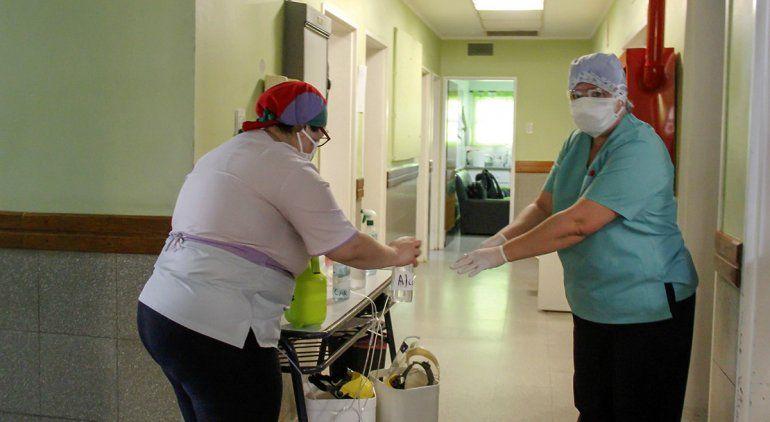 Anuncian un plus pandemia para los trabajadores hospitalarios