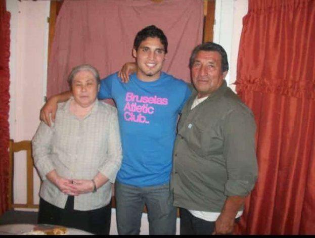 Goldo Sáez: Eran mis padres de crianza, el gol fue para ellos