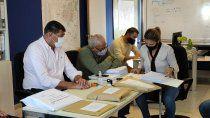 dos propuestas para la construccion del centro de monitoreo 911