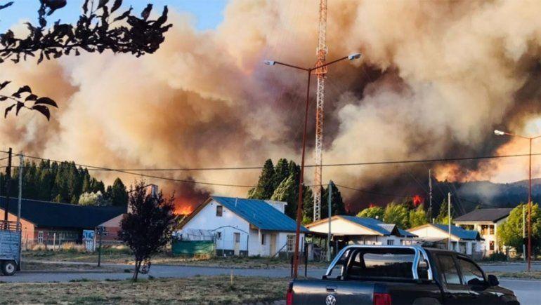 La mano solidaria de los cipoleños para ayudar a afectados por los incendios