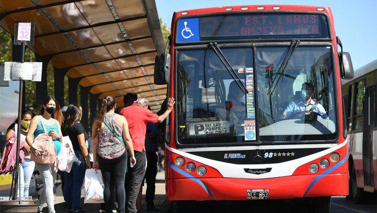 Llueva o no, Nación fijará ventanillas abiertas en el transporte público
