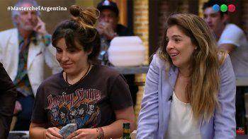 La emotiva participación de Dalma y Gianinna en MasterChef