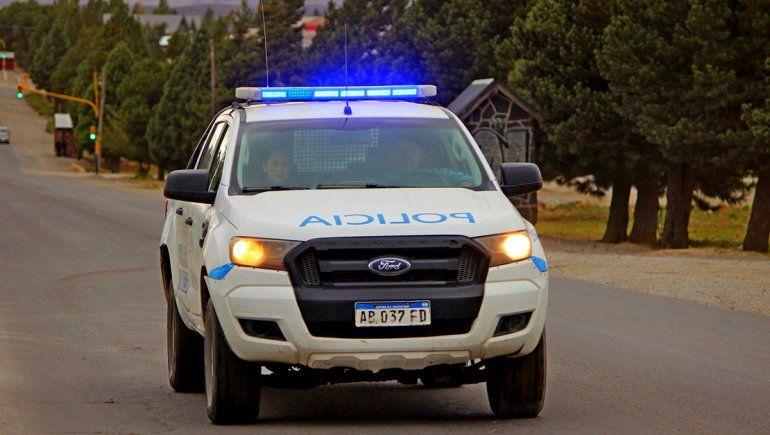 Bariloche: mataron a un hombre de una puñalada delante de su pareja