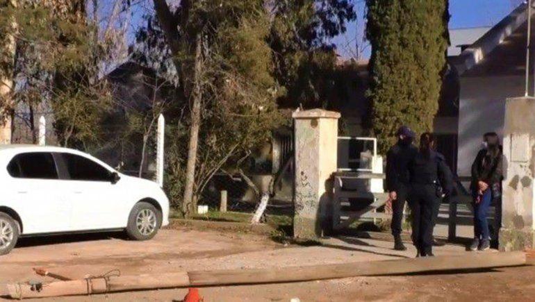 Robo de cables dejó sin luz a la escuela rural de Guerrico