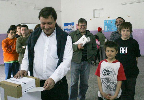 El voto del intendente