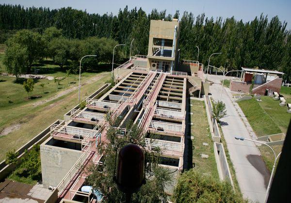 Corte de agua total en la ciudad