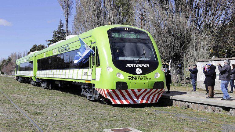 Proponen boleto estudiantil para traslados en el Tren Patagónico