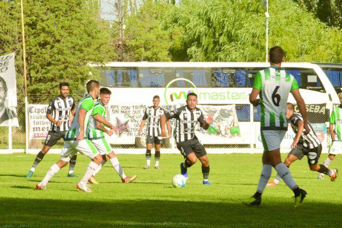 Amarfil ha jugado en el medio ante suspensiones anteriores de Meza y de Mellado.