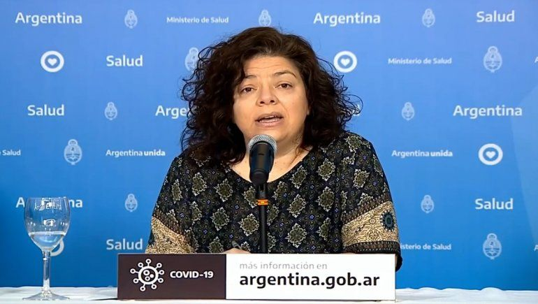 Carla Vizzotti asume como ministra de Salud en lugar de Gines