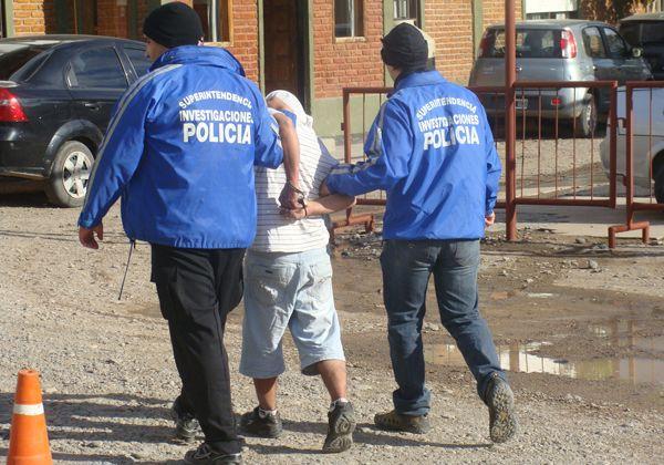 Atraparon a homicida que llevaba dos años escondido en Cipolletti
