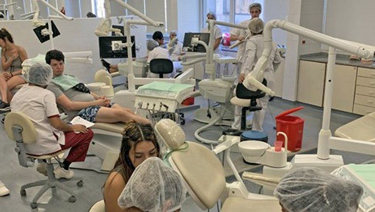 Reabre el consultorio odontológico inclusivo de la UNRN