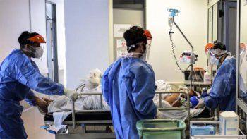 COVID: Argentina sumó 301 víctimas y 10 mil casos