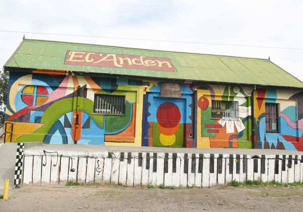 Seminario de teatro en El Anden