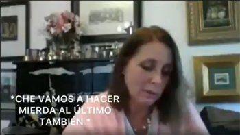 Video: profesoras de la Universidad de Mendoza se burlaron de sus alumnos y fueron escrachadas