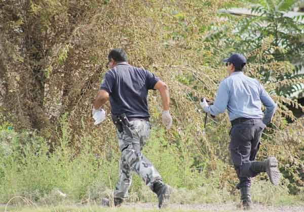 Tres demorados por crimen de Moyano