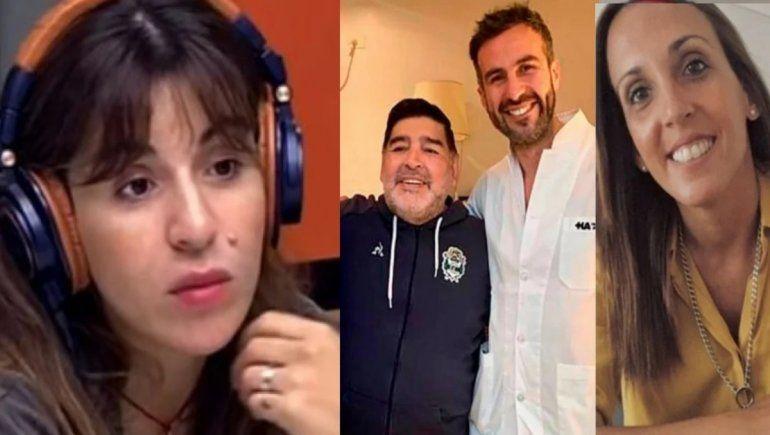 Explotó Gianinna Maradona: Voy a ir uno por uno