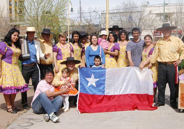 Expectativa por fiesta patria chilena