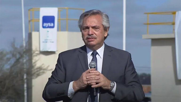 Alberto Fernández: Hay quienes con los muertos hacen el negocio de dividirnos