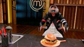 Lussich explotó y dijo que la hamburguesa de Alex es una truchada