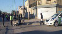 mujer choco a un ciclista y huyo, pero al final dio la cara