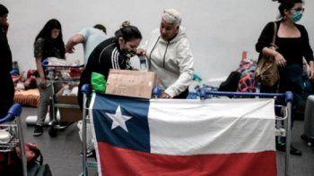 Chile, punta de lanza en la vacunación contra el coronavirus.