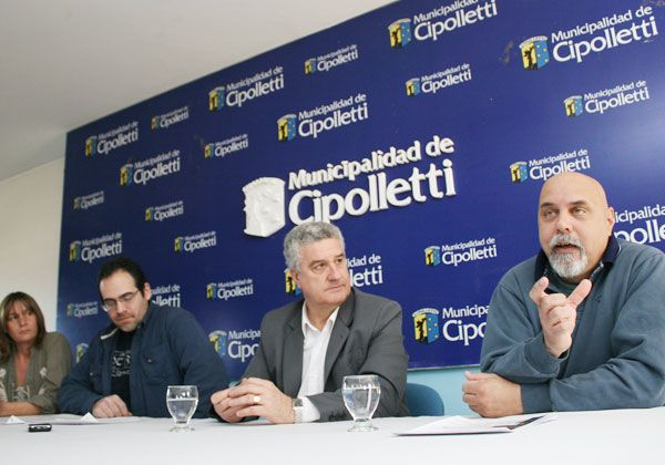 Todo listo para la Octava Feria del Libro de Cipolletti