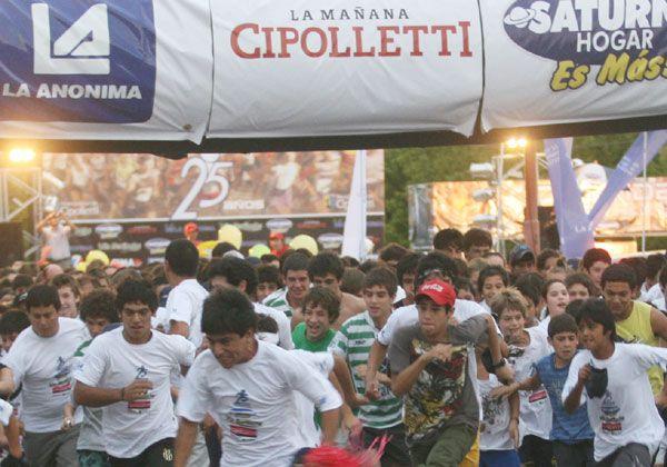Fuerte respaldo para La Corrida de Cipolletti