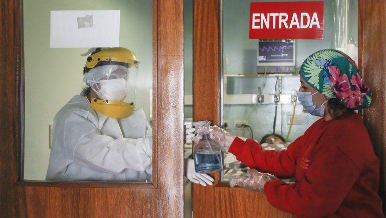 Tres muertos y 345 nuevos contagiados en Río Negro