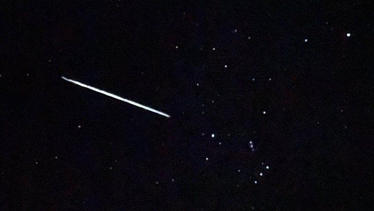 ¿Qué fueron las extrañas luces en el cielo del Alto Valle?