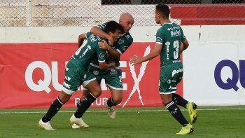 Video: Ortigoza esta vez sufrió los penales y Sarmiento es de Primera