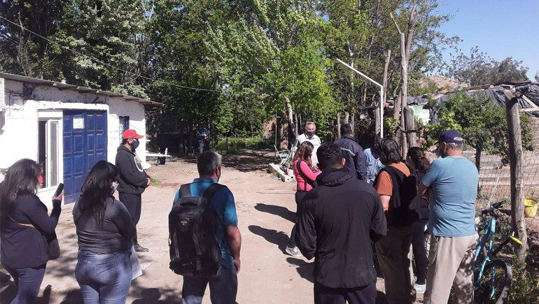 Mejorarán el tendido eléctrico en un barrio de Las Perlas