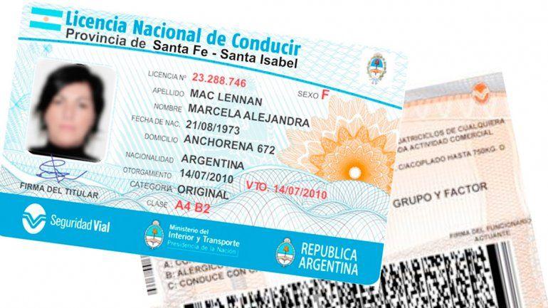 Varios distritos ya cuentan con la licencia nacional única de conducir.