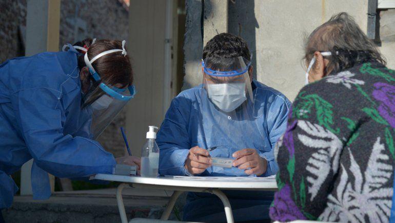 Coronavirus: confirman otras seis muertes en el país
