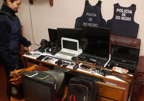 Recuperan elementos robados por 25 mil pesos