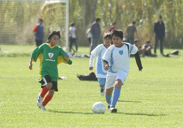 Comenzó la acción en el fútbol municipal