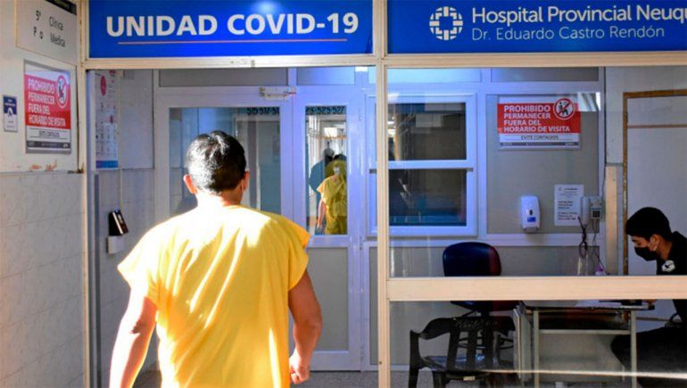 Preocupa la ocupación en terapia intensiva en Neuquén