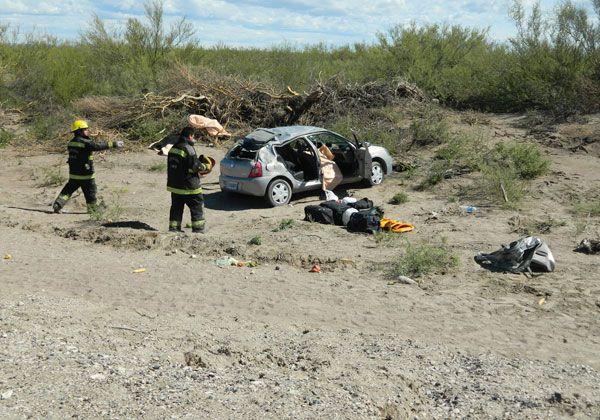 Mueren dos mujeres de Cinco Saltos cerca de Las Grutas