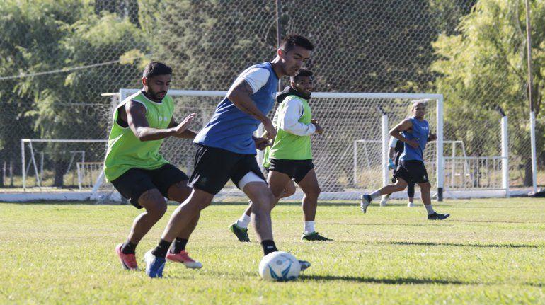 Ávila viene de ser titular en los últimos dos partidos de Cipo.