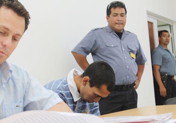 Penas de 10 y 14 años por el crimen del joven Martínez