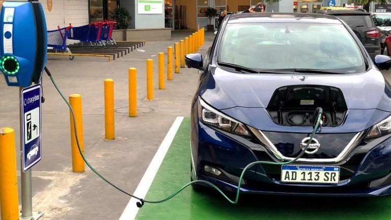 Cipolletti tendrá la primera estación de carga para autos eléctricos