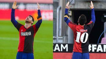 La marca nacional que tuvo publicidad de Messi y Diego ya le saca rédito