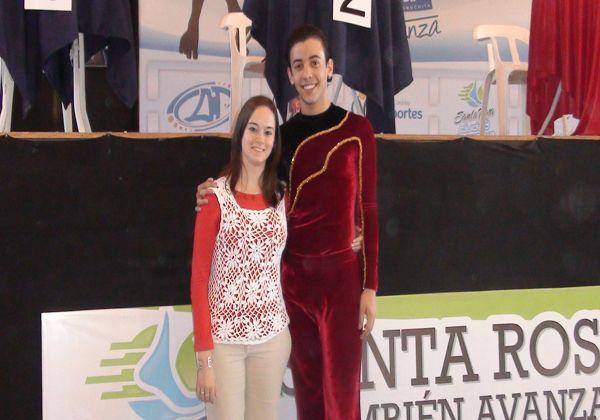 Imanol Márquez campeón Argentino de Patín Artístico