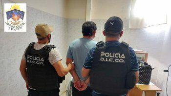 Gutiérrez, uno de los fugados de la Comisaría Sexta de Plaza Huincul, fue recapturado.